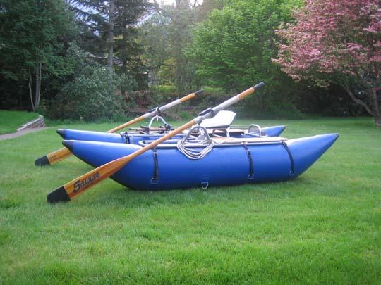 Fly Fishing Pontoon Boats